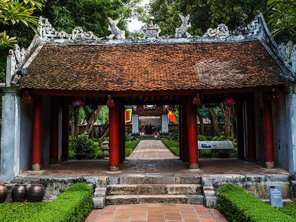 Attractions Hanoi Vietnam Tourism