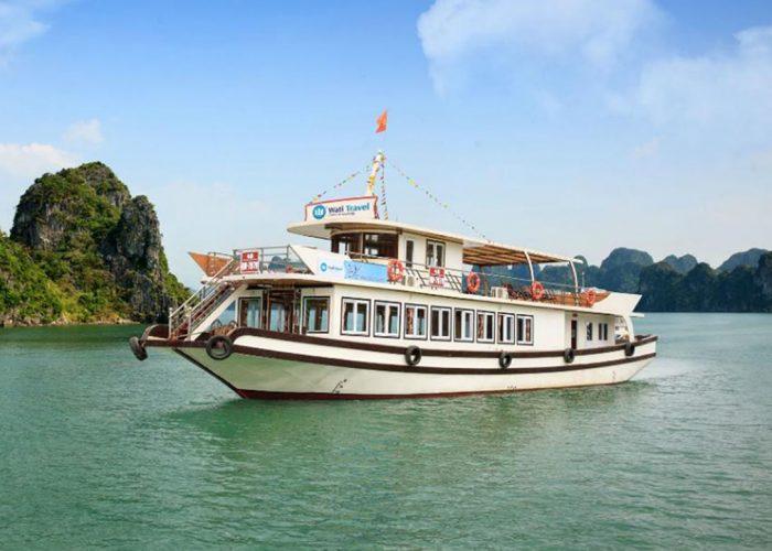 Viet Dragon Cruise Full Day Tour